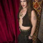Kamrah trans masculine belly dancer