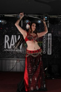 kamrah belly dancer