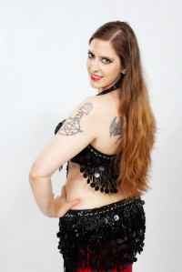 About Kamrah, Belly Dancer