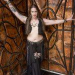 Trans masculine belly dancer