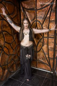 Trans masculine belly dancer performances