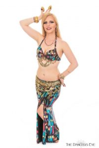Kat Ross Belly Dancer