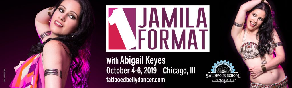 Jamila Level 1 with Abigail Keyes