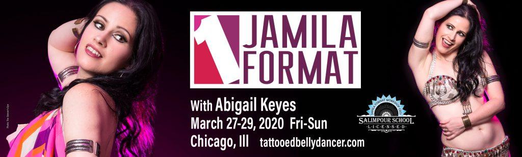Jamila Level 1 March 27-29