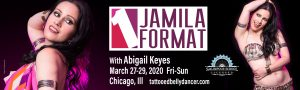 Jamila Level 1 March 27-29
